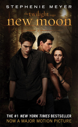 """""""New"""" New Moon Still On The Book Cover"""