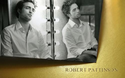•♥• Robert Pattinson wallpaper •♥•