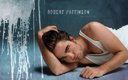 •♥• Robert Pattinson fond d'écran •♥•