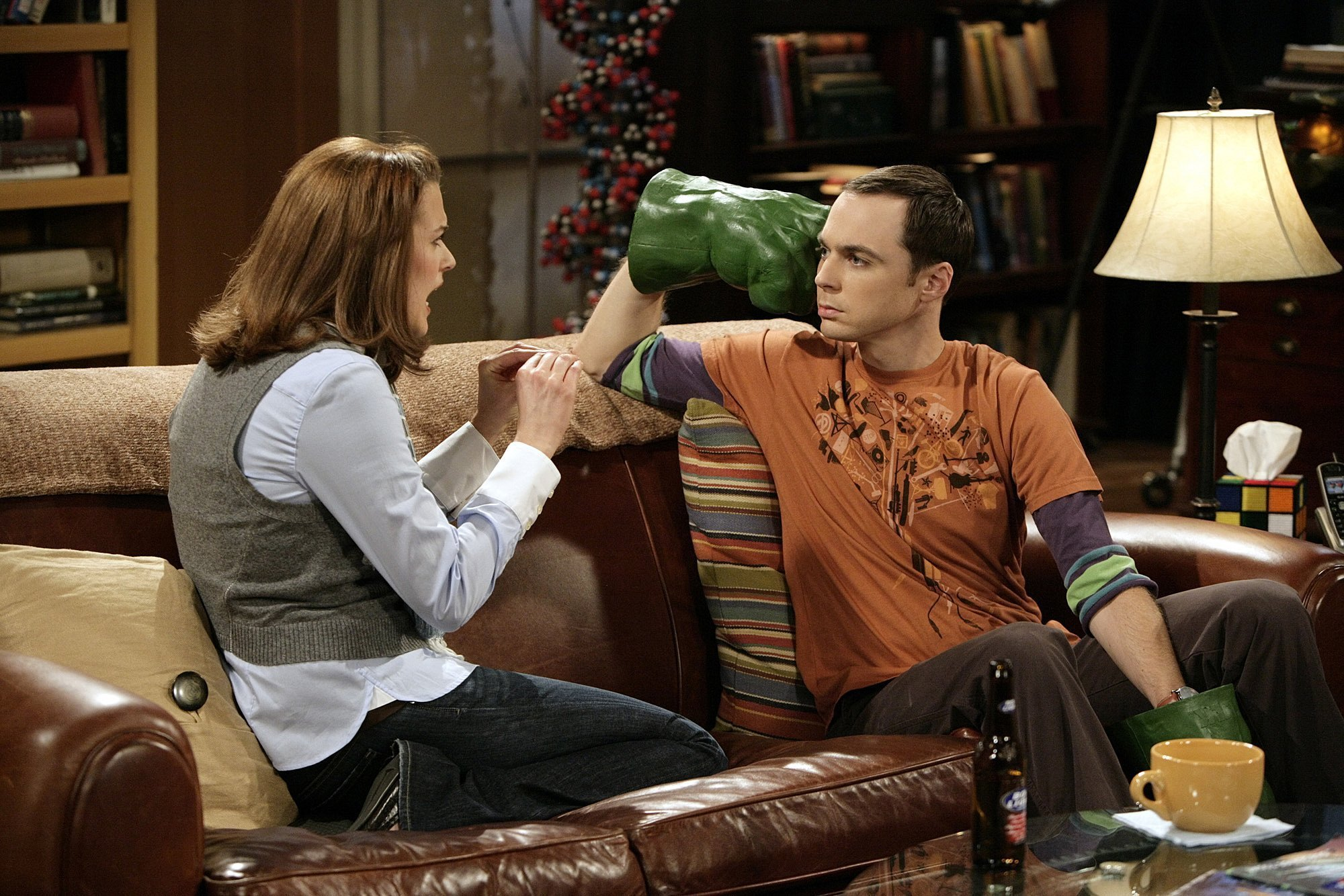 The big bang theory quand sheldon rencontre amy. Rencontres pour une nuit.