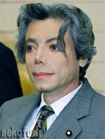 "michael jackson wallpaper containing a business suit and a suit entitled ""aged"""