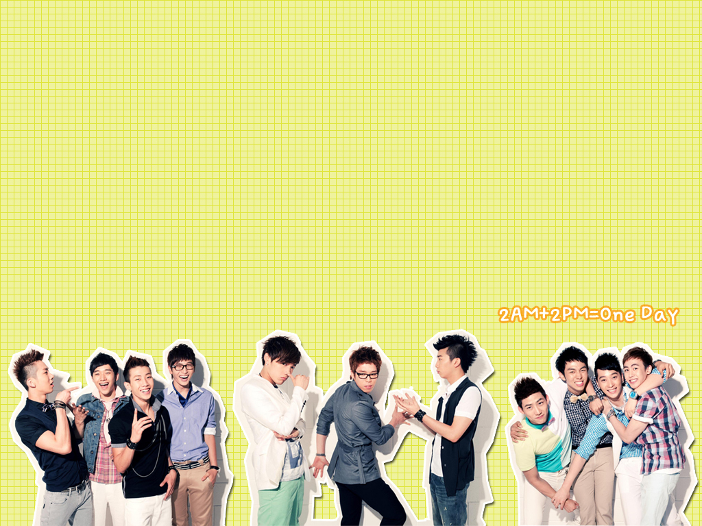 2pm  2pm Wallpaper 9565358  Fanpop