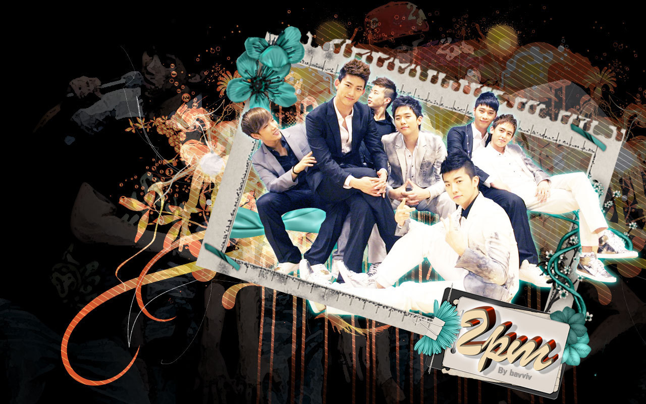 2pm  2pm Wallpaper 9565410  Fanpop