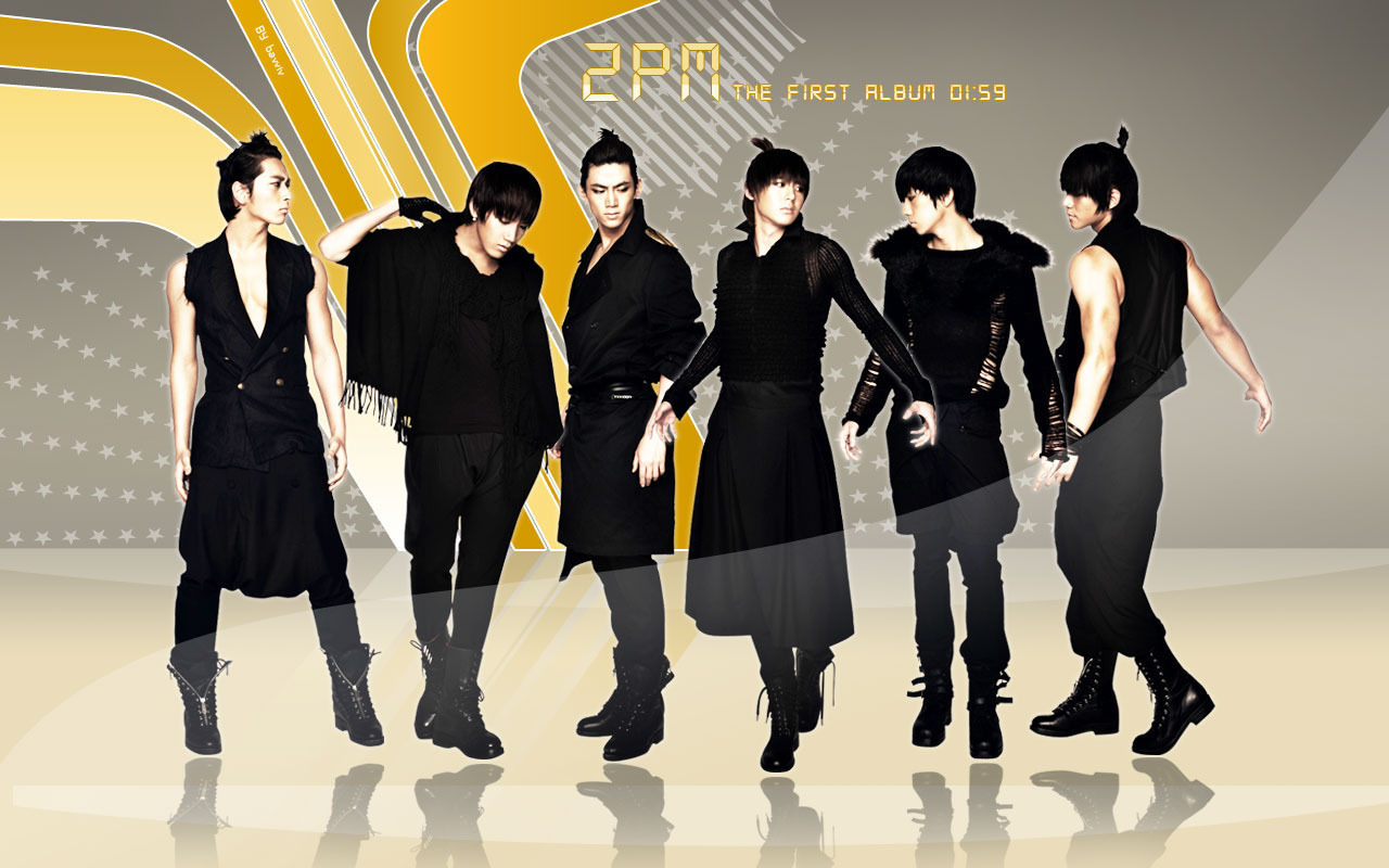 2pm  2pm Wallpaper 9577170  Fanpop