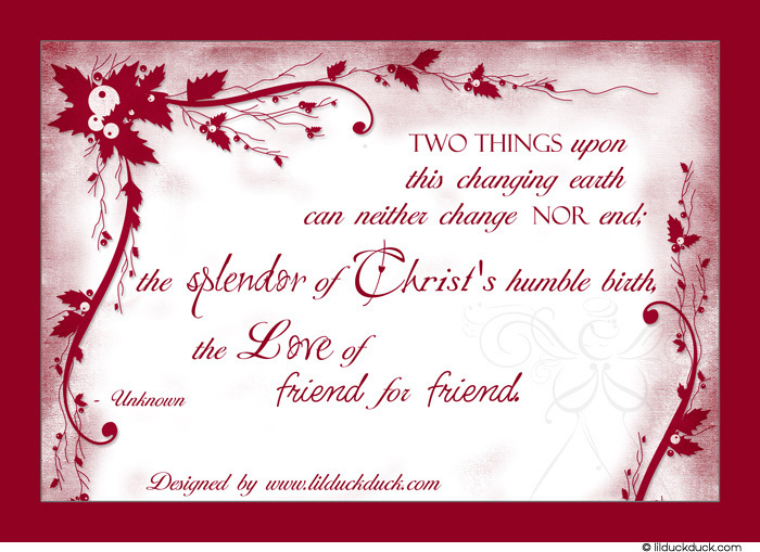 A christmas quote to the christmas crackers for Christmas inspirational quotes free