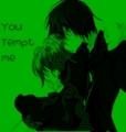 Amuto baciare In Green