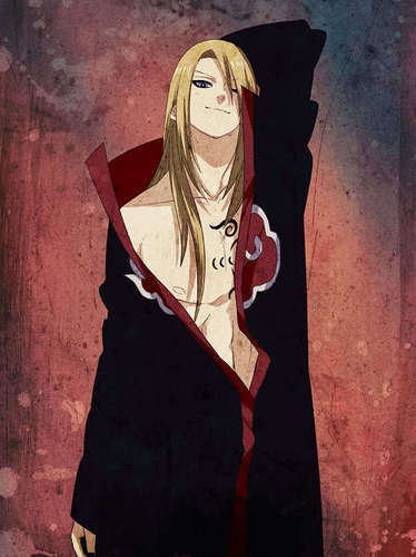 Attention people!: Deidara is one hot artist! :D