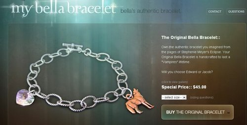 Authentic Bella Bracelet