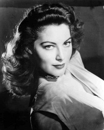 Classic Movies wallpaper containing a portrait titled Ava Gardner