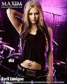 Avril Lavigne Maxim 2004 (sun)