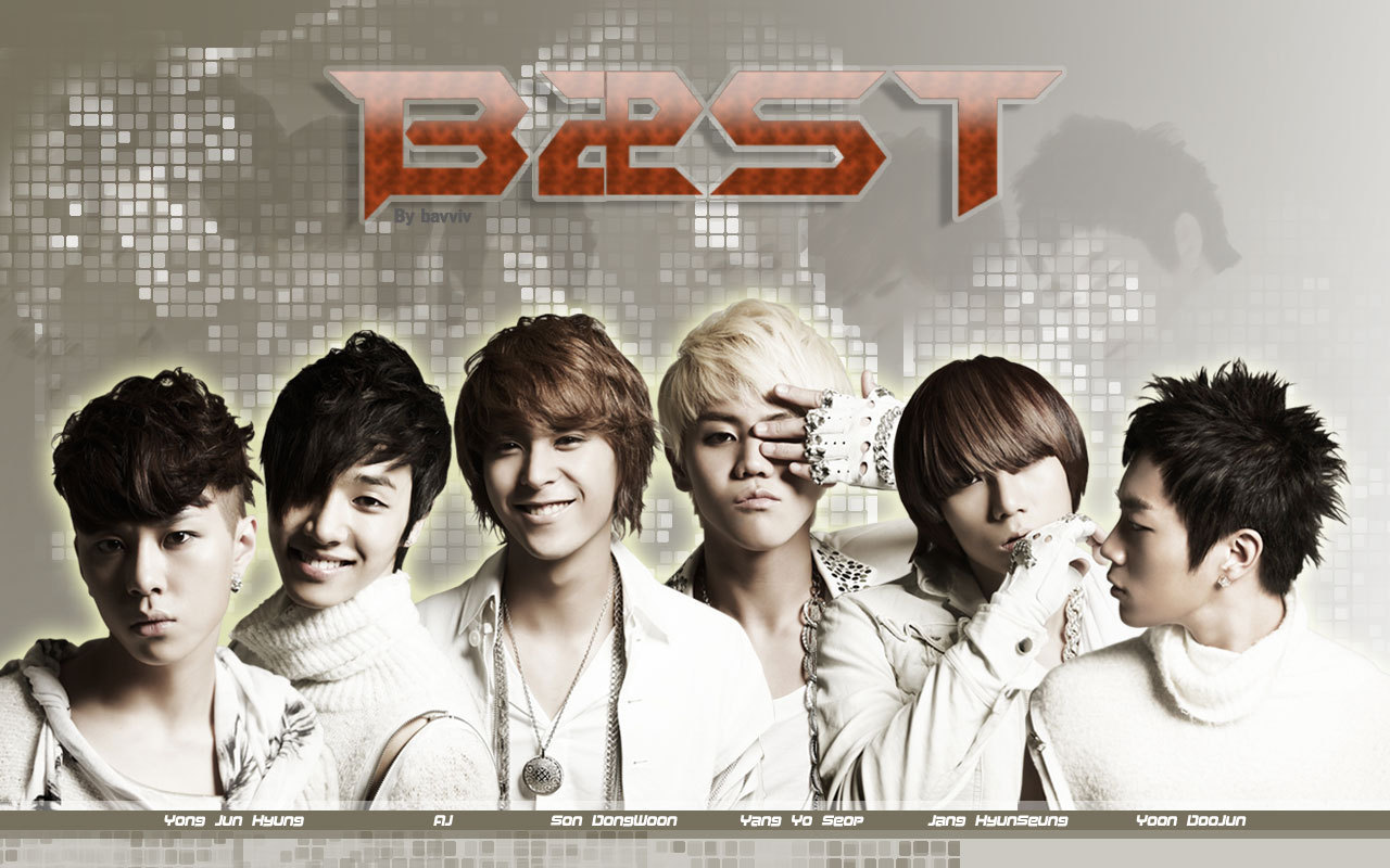 Pics Photos  Related Pictures B2st Cute Wallpaper Kpop Wallpapers