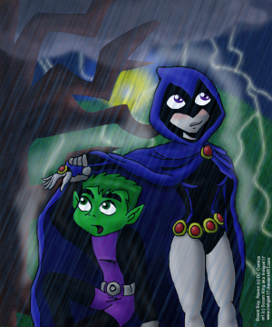 Beast Boy & Raven