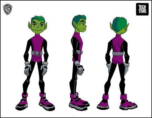 Teen Titans wallpaper titled Beast Boy