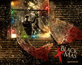 Black X-Mas - black-christmas wallpaper