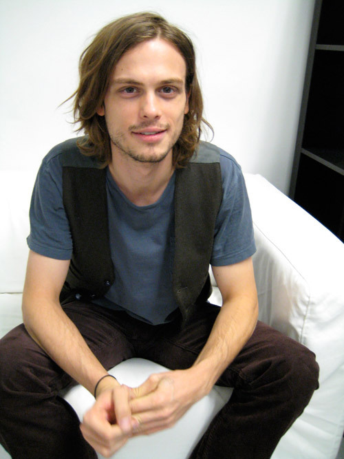 Matthew Gray Gubler images Born to be a Model wallpaper ...
