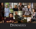 Boxes - damages wallpaper