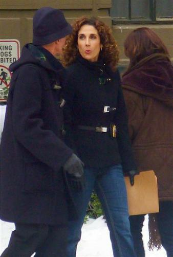 CSI: NY-Set Photos-18th Dec