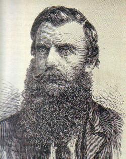 Capt. Moonlight (aka) Andrew George Scott (aka) Preacher Scott
