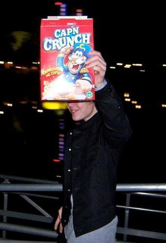Capt'n Crunch kid!