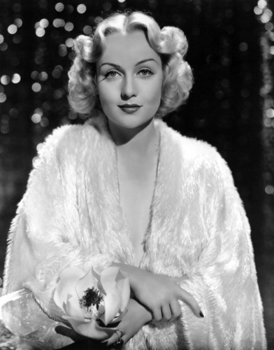 Classic Movies wallpaper with a fur coat titled Carole Lombard