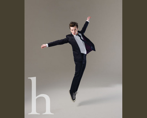 Chris Colfer, Photoshoot