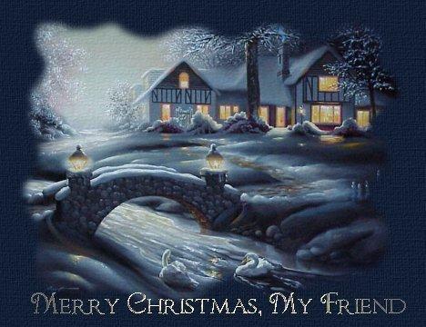 To All My giáng sinh Những người bạn