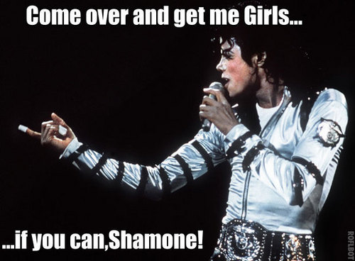 Funny Michael pic??