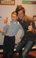 Cool Dudes Ian and Jason Mraz