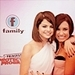 Demi & Selena Icons