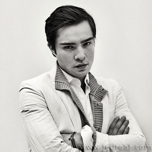 Ed Westwick wolpeyper possibly containing a business suit and a suit entitled Ed