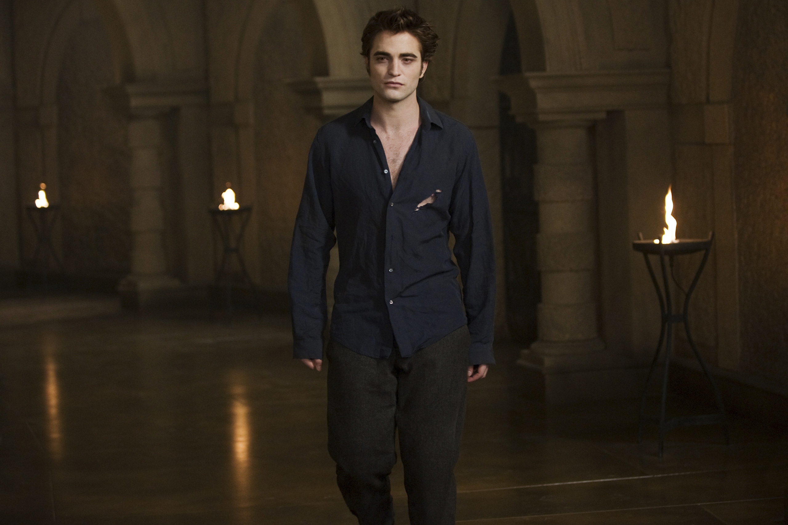 Edward Cullen New Moon Edward Cullen Photo 9519811
