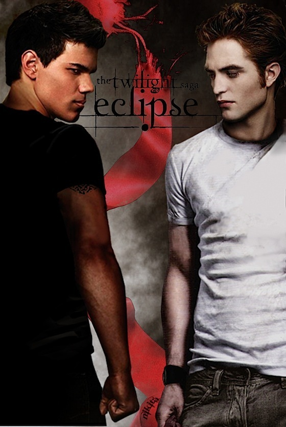 Edward & Jacob ~ ECLIPSE ~
