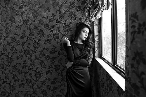 Elena Satine by Elizabeth Caren