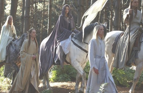 Elves of Rivendell