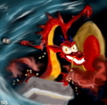 Evil Mushu - mushu photo