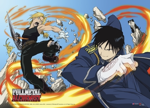 full metal alchemist wallpaper containing anime titled FMA