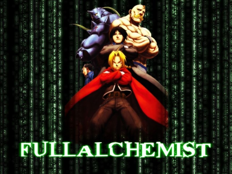 fullmetal alchemist wallpapers. FMA - Full Metal Alchemist