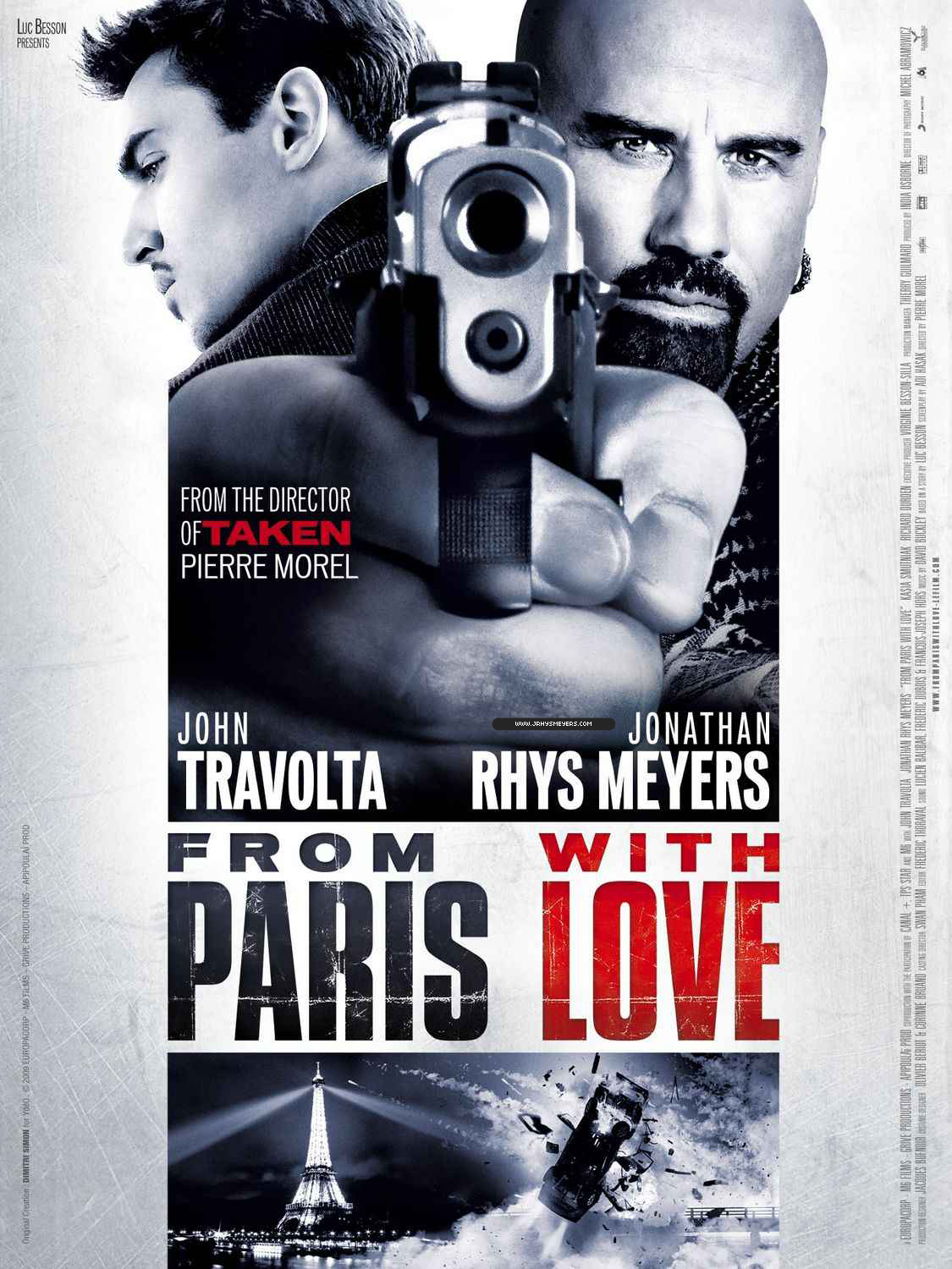 From Paris With Love - Jonathan Rhys Meyers Photo (9527331 ...