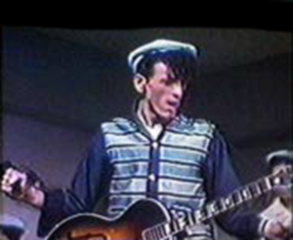 Gene Vincent & The Bluecaps