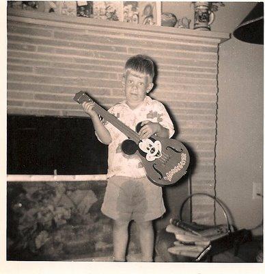 ~ Kid ~ guitarra