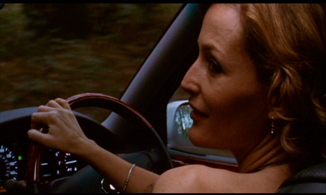 Gillian anderson in straightheads