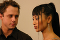 Giovanni and Bai Ling.  What kind look... - giovanni-ribisi photo