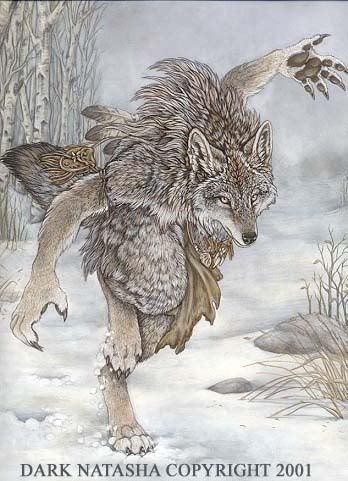 Gray Werewolf