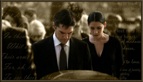 Hotch & Emily 壁纸 containing a business suit and a suit called H&p