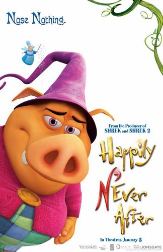 Happily N'ever After kertas dinding titled Happily N'ever After posters