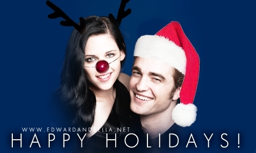 Happy Holidays from Robsten!