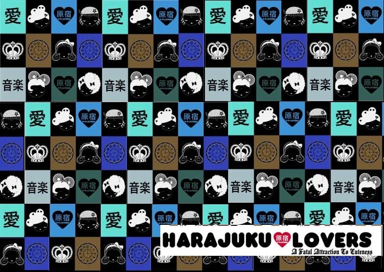 Harajuku Lover wallpaper - Harajuku Lovers 781x554