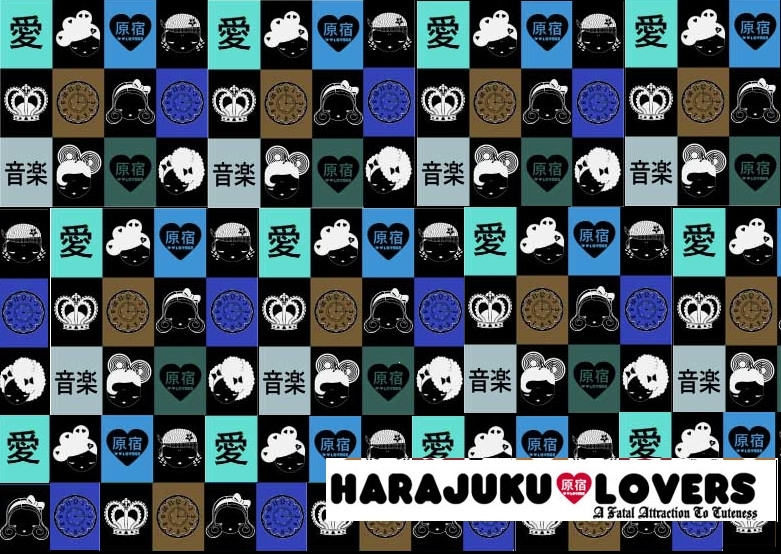 wallpaper lovers. Harajuku Lover wallpaper