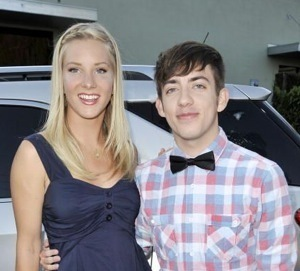 Heather and Kevin (Brittany and Artie)