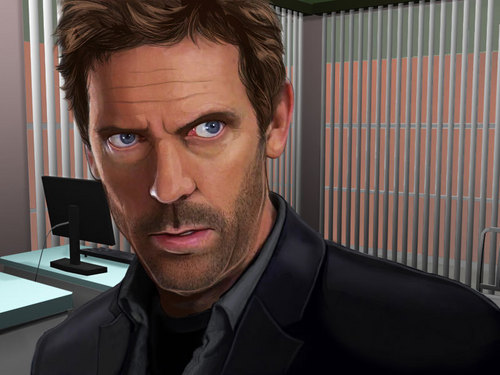 House M.D- picture of house game for PC